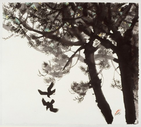 Pines and Crows, 2000